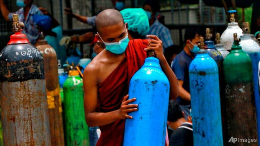 Activists allege Myanmar leaders are 'weaponising' COVID-19