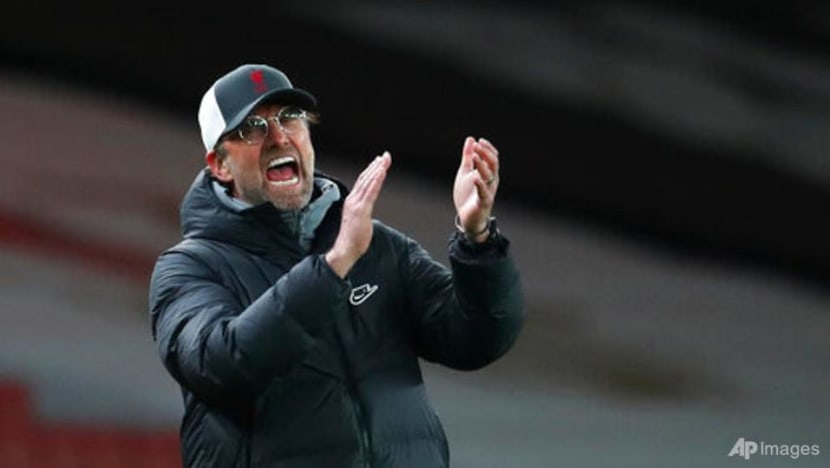 Football: Klopp says win over Villa can boost Liverpool ahead of Real test