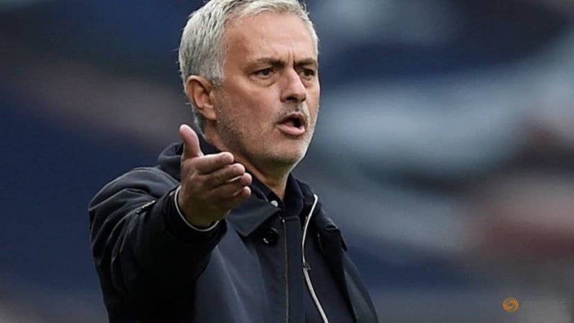 'Because he never beat me': Mourinho aims dig at Wenger after book snub