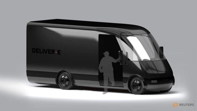 EV startup Bollinger plans electric delivery van in 2022