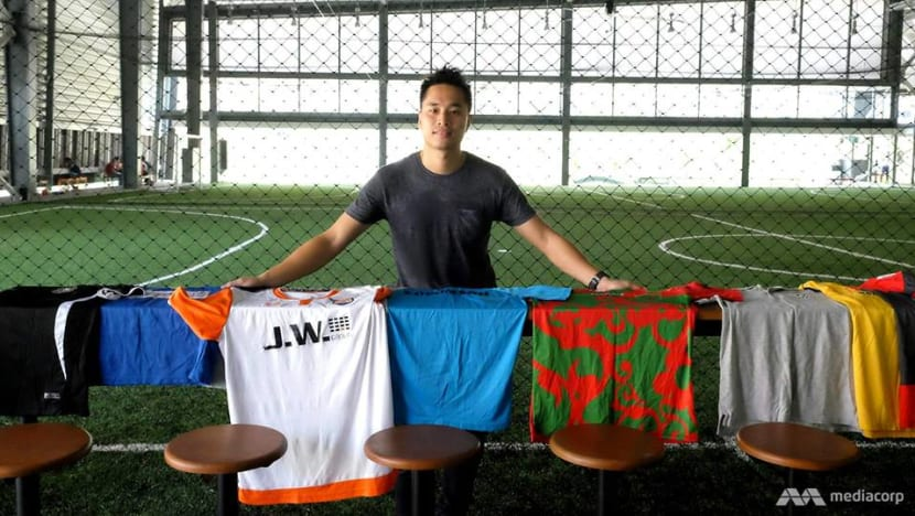 'I can never say no to football': The Singaporean who played on 5 different continents