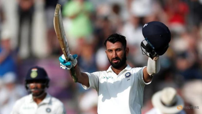 Unmoved by criticism, Pujara happy to be India's rock