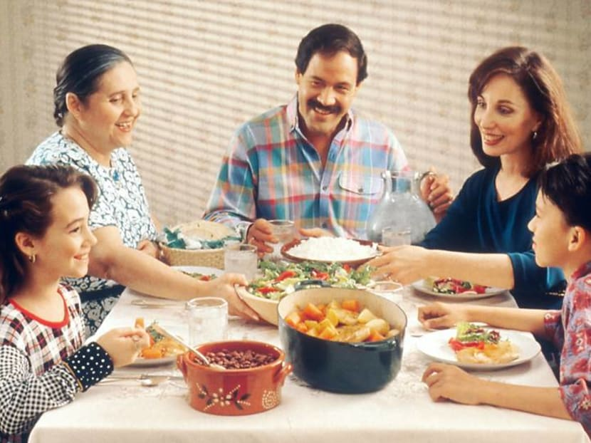 Commentary: Here's why family meals are so important