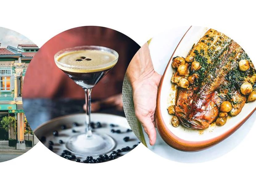 Keong Saik's latest dining destination: Pasta, craft beers and an elBulli chef