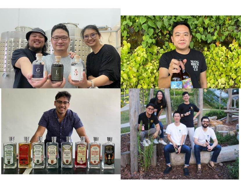 IN FOCUS: Brewing craft beer and spirits in Singapore - a toast to business success?