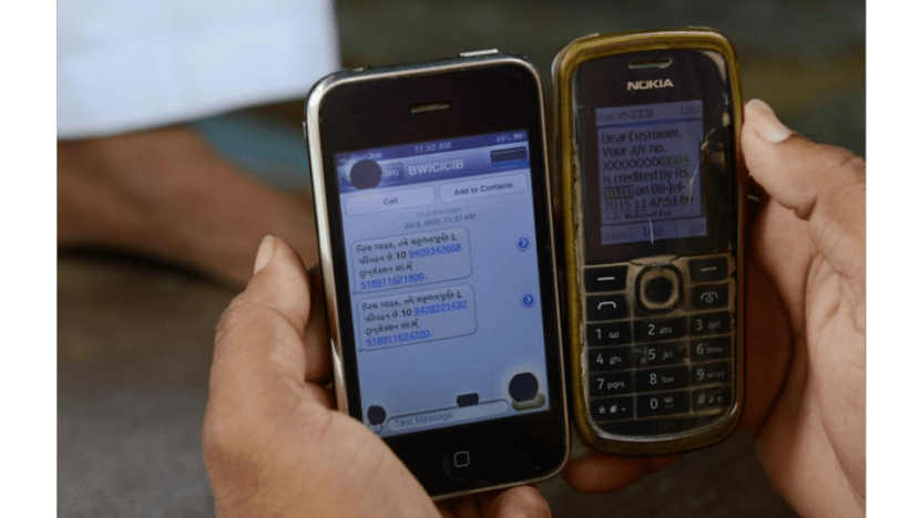 Why do we still SMS?