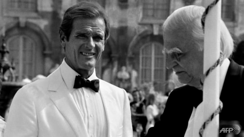 Commentary: My favourite James Bond? Roger Moore. Nobody played the British spy better