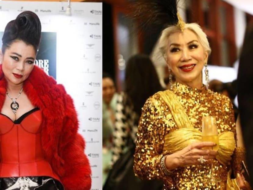 McQueen and Teochew porridge: Inside one of Singapore's glitziest society balls