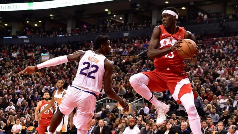 Basketball: Siakam lifts Raptors over Suns, Injured Embiid shines for Sixers