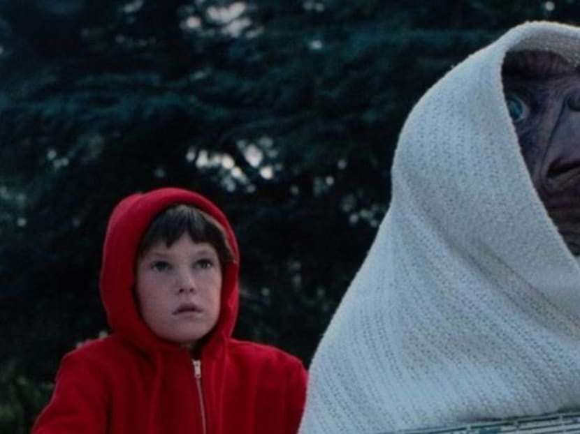 Watch ET reuniting with best friend Elliott after 37 years in new TV ad