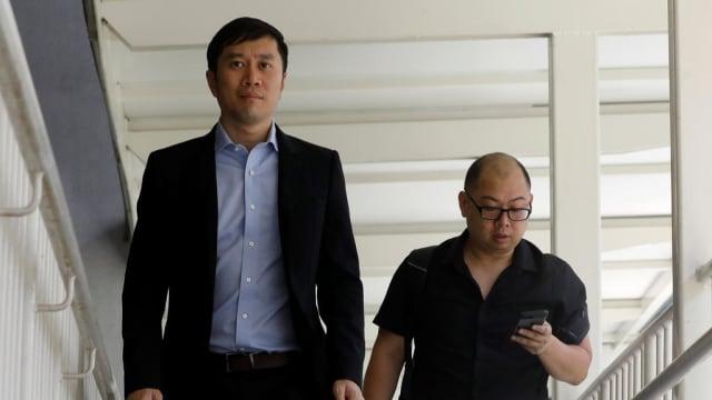 范国瀚因系列罪行被判罚款8000元