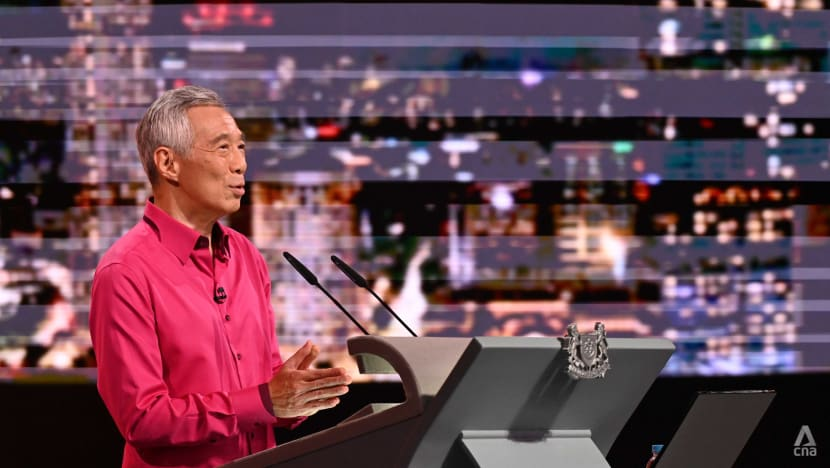National Day Rally 2021: PM Lee looks forward to post-COVID world, addresses societal fault lines