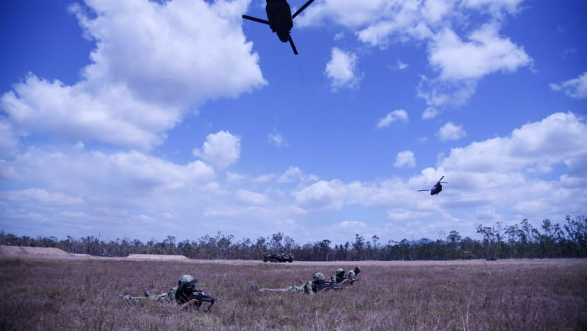 SAF to increase scale, complexity of overseas training in areas up to 80 times size of Singapore