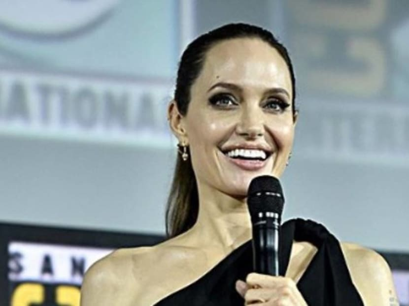 Maleficent star Angelina Jolie wants more 'wicked women' in the world