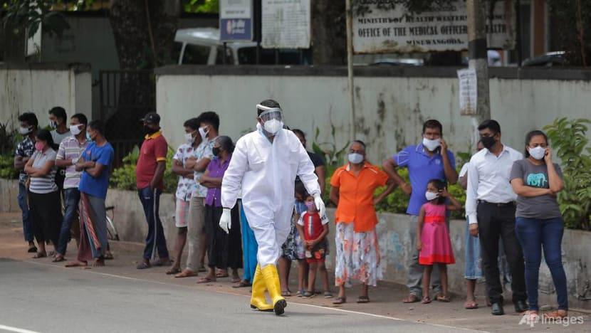 COVID-19: Sri Lanka bans public gatherings amid sharp rise