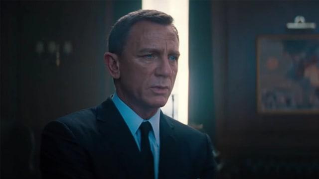 """最后一部""""007""""!Daniel Craig泪洒片场告别James Bond"""
