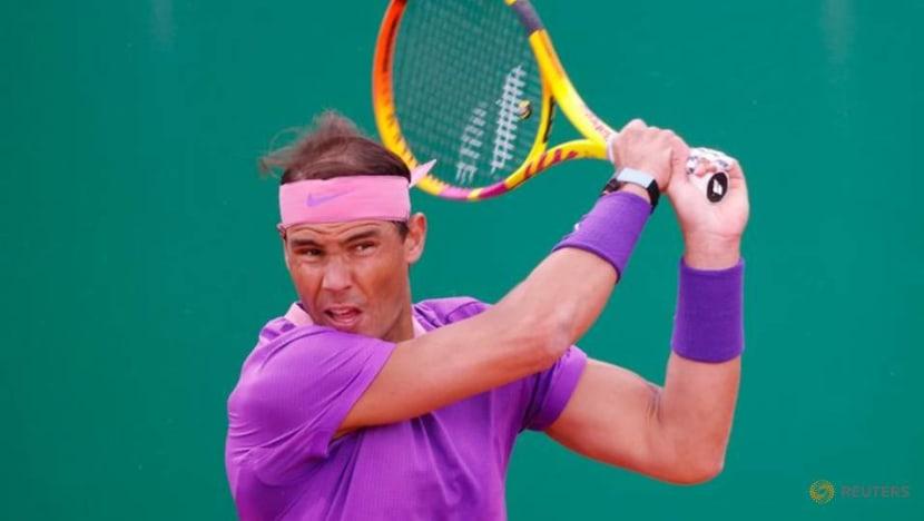 Tennis: Nadal not concerned about Medvedev's positive COVID-19 test