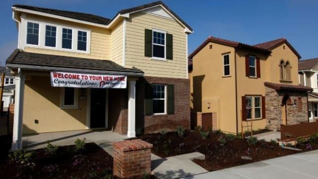 美国20大城市房屋价格创下历来最大涨幅