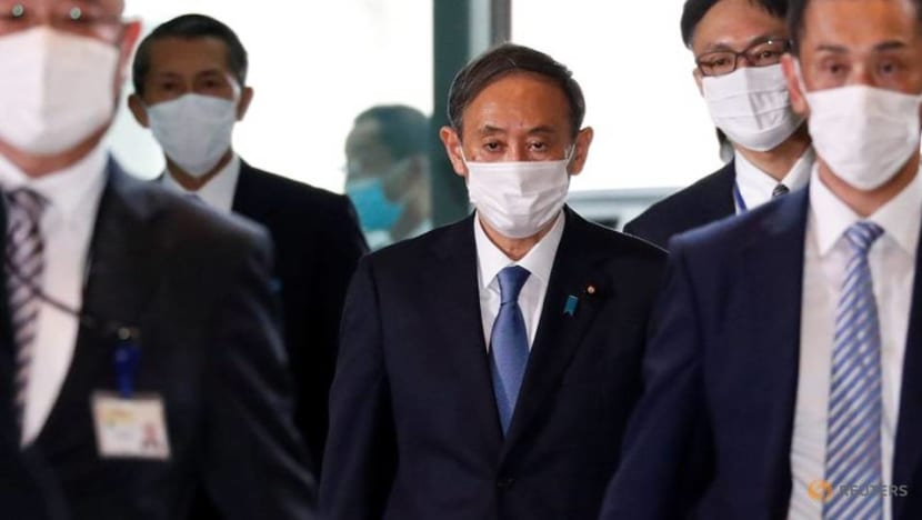 PM Lee congratulates new Japanese Prime Minister Yoshihide Suga