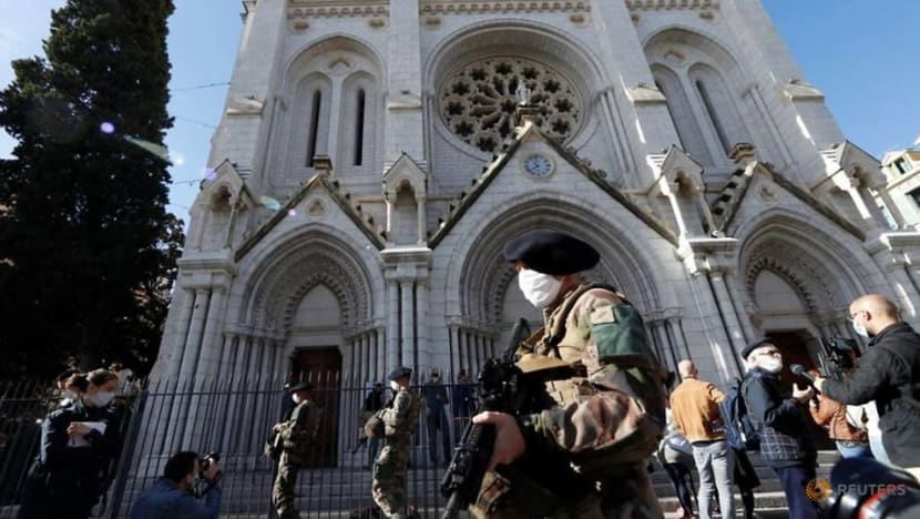 Singapore strongly condemns church attack in Nice