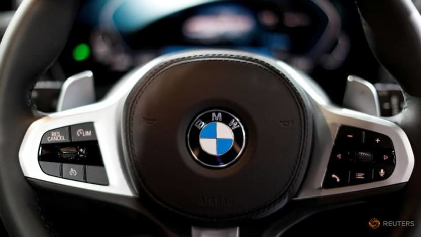 BMW raises 2021 profit forecast, but chip shortage to hit second half