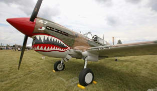 'Flying Tiger' ace WWII pilot dies at 103