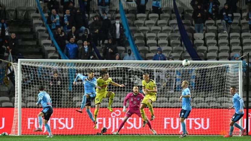 Football: Australia withdraws teams from Asian Champions League