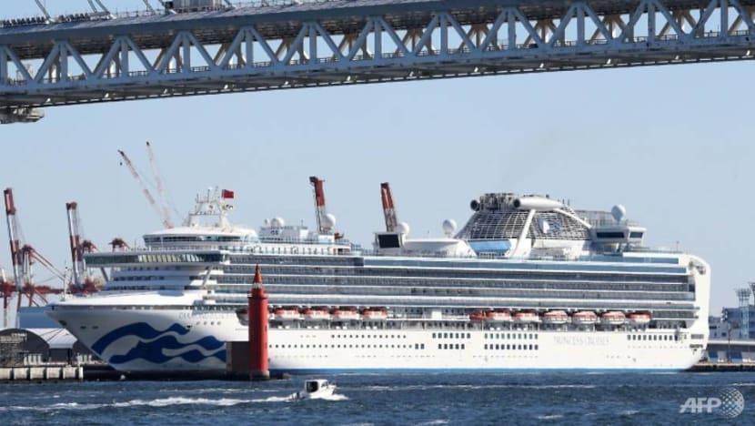 66 more people found to have coronavirus on Diamond Princess cruise ship in Japan
