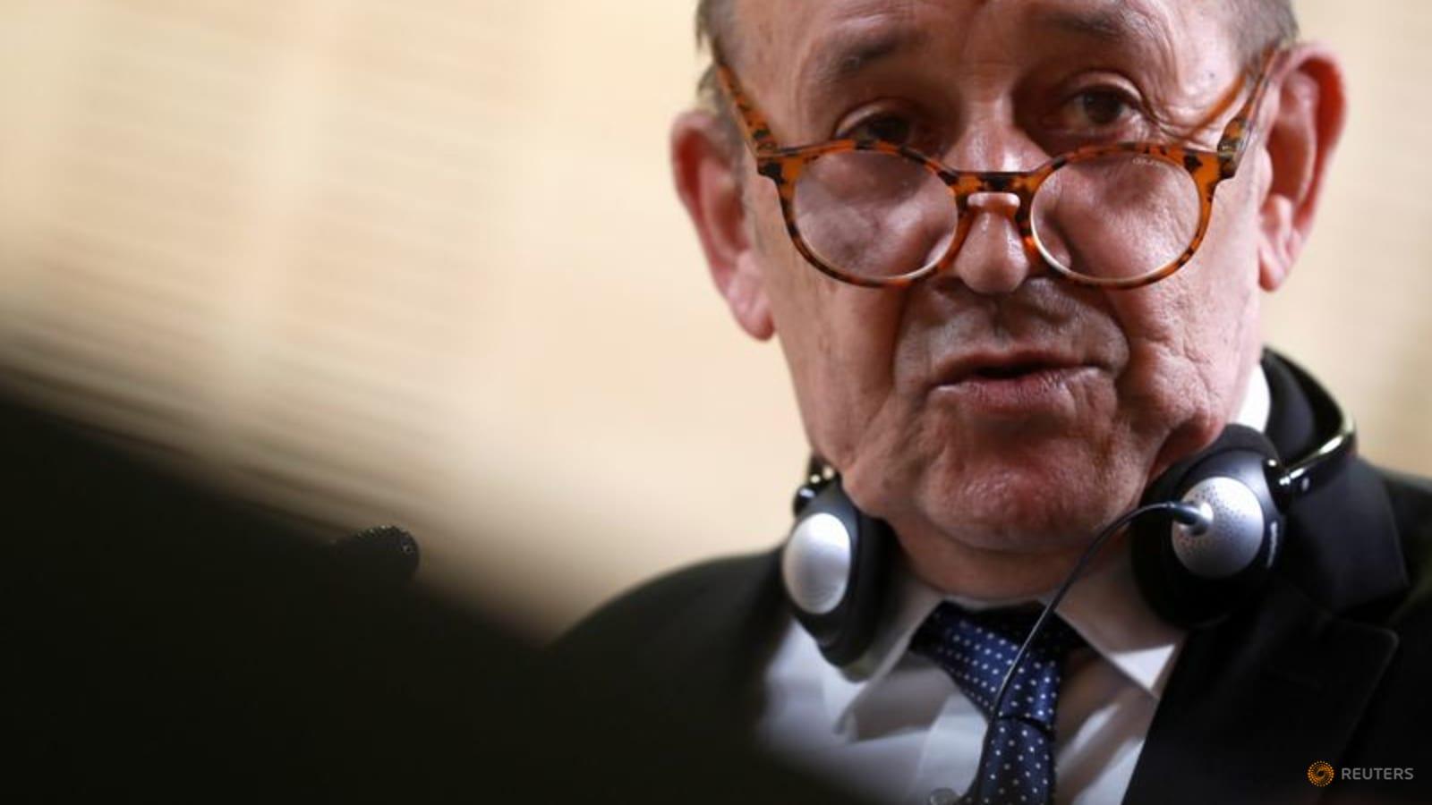 France recalls envoys in US, Australia over submarine deal