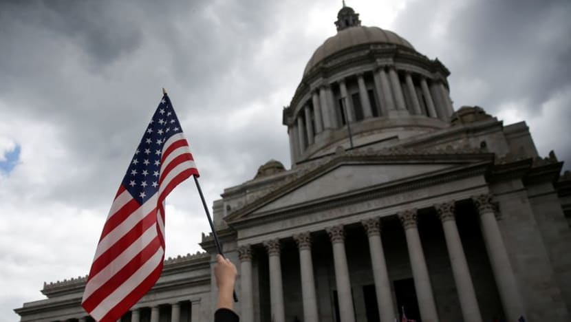Trump orders US flags lowered to half-staff for COVID-19 victims