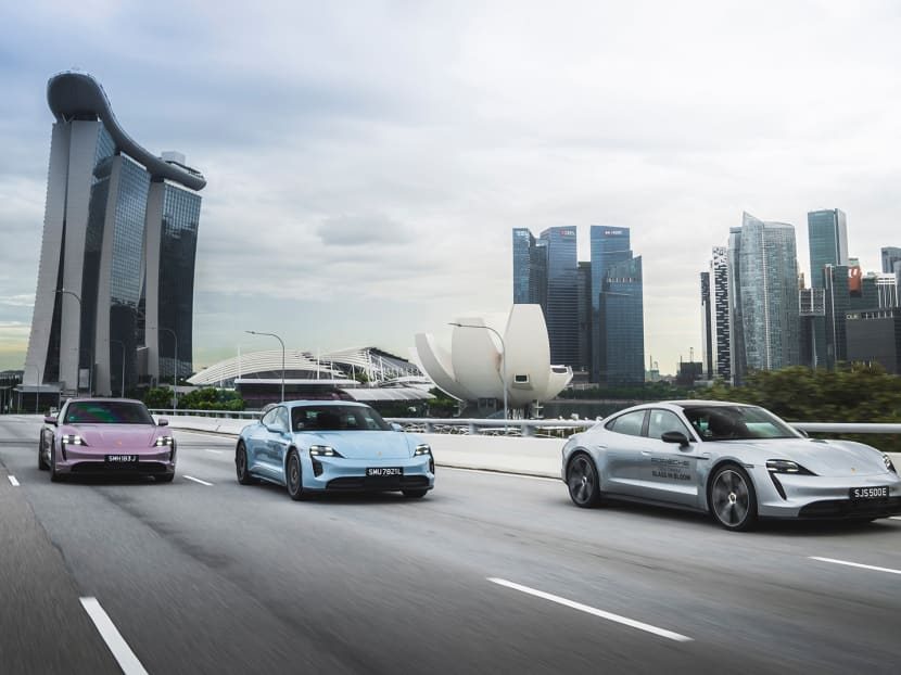 Why are sports car enthusiasts making a beeline for this all-electric vehicle?