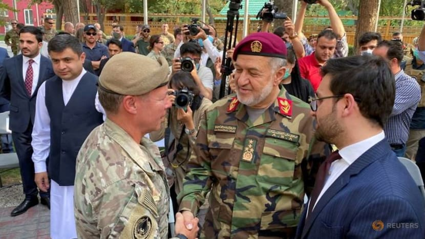 In symbolic end to war, US general departs Afghanistan