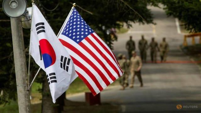 韩国未决定是否要同美国举行联合军事演习