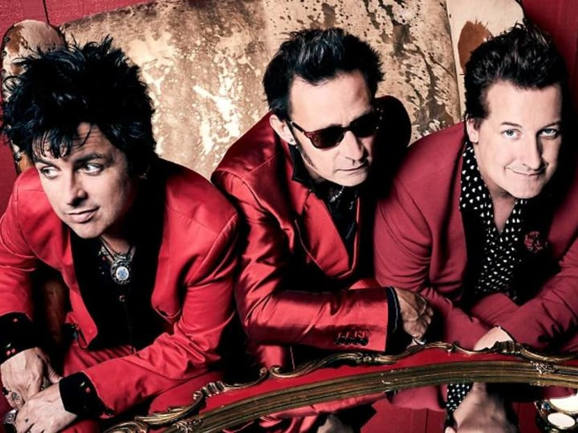 Green Day postpones Singapore, Asia concerts due to COVID-19 situation