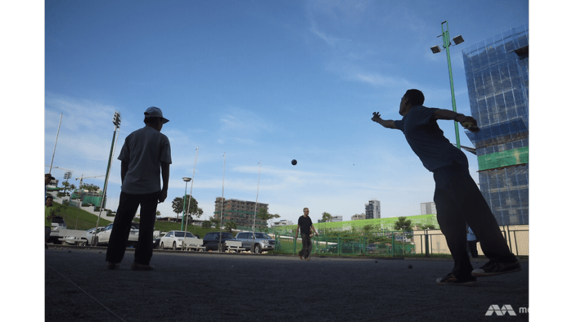 Petanque dream rolls on for dedicated Cambodians