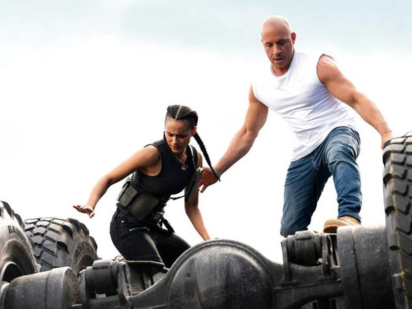 Blockbusters are back: New Fast & Furious film aims to jolt US movie-going