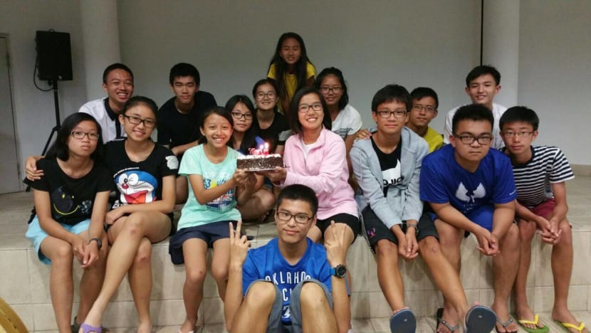 They left their home comforts as teens to study in Singapore. A scholarship wasn't the only reason