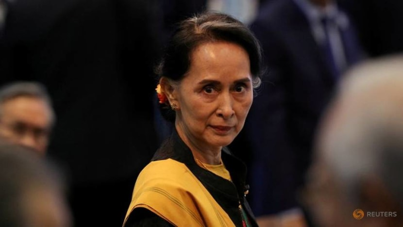Aung San Suu Kyi appears in court in person for first time since coup