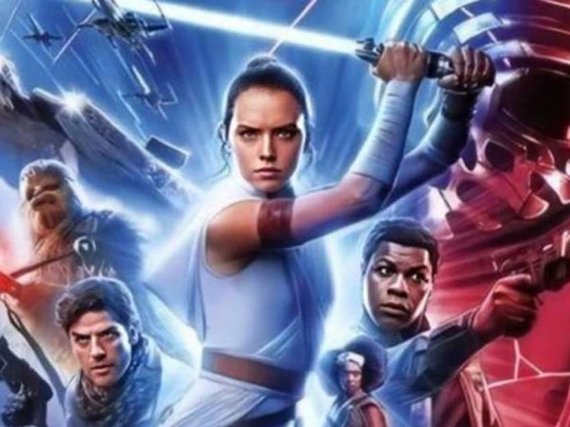 First same-sex kiss in Star Wars universe takes place in The Rise Of Skywalker