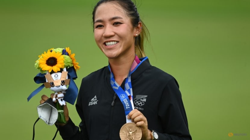 Golf: New Zealand's 'Ko-Wi' honoured to bring home second Olympic medal