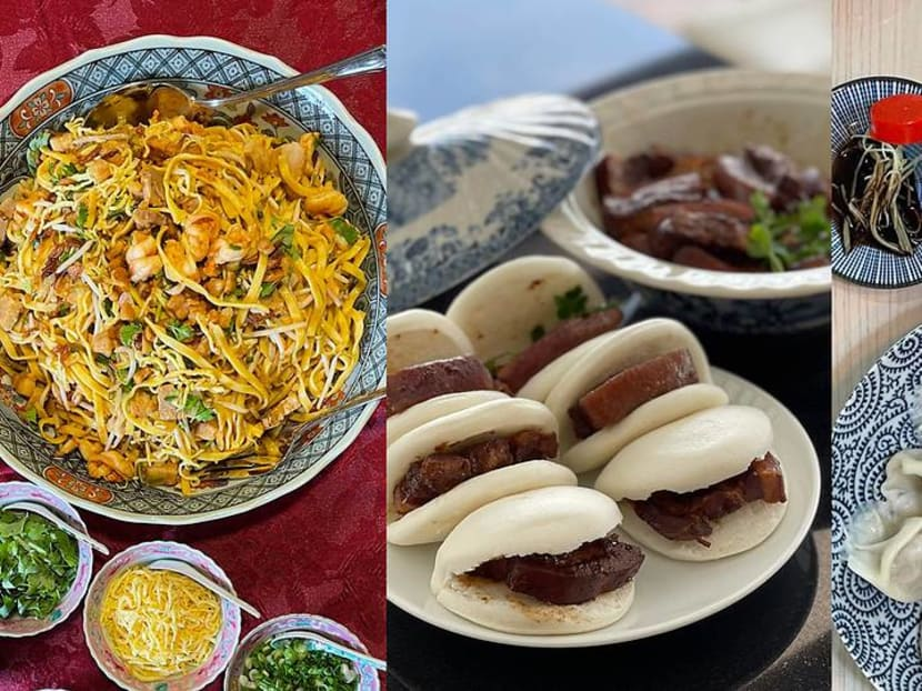 Taste of home: 3 Singapore families share their special Chinese New Year dishes