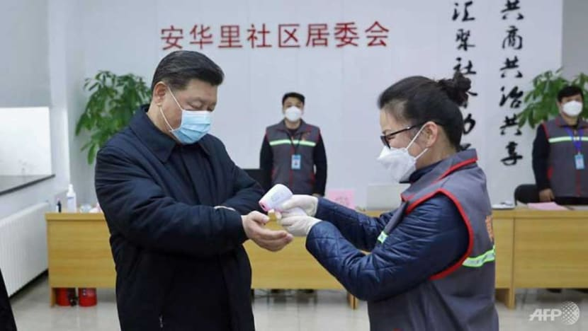 China sees hope in coronavirus 'war' as death toll tops 1,100