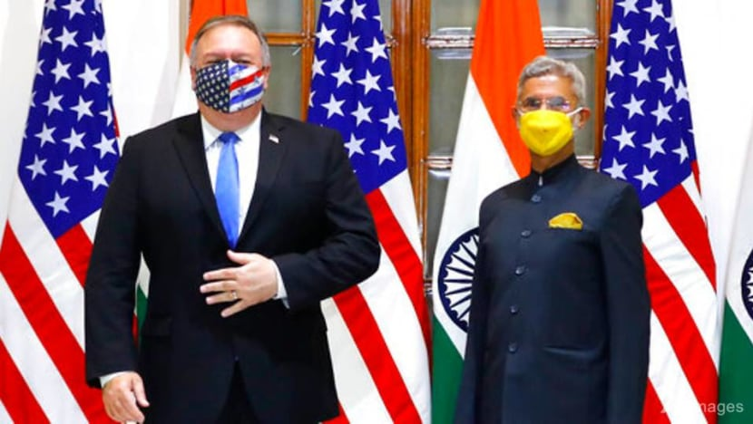 Pompeo says US, India must focus on threat posed by China