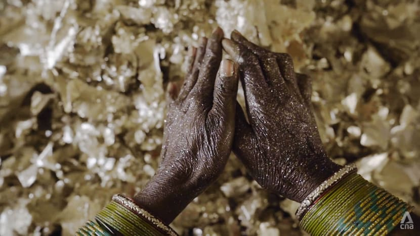 Make-up's ugly secret: The plight of India's poor miners behind the beauty industry