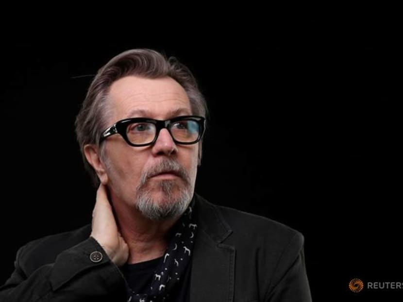 A Minute With: Gary Oldman on 'Mank', streaming and revisiting Smiley
