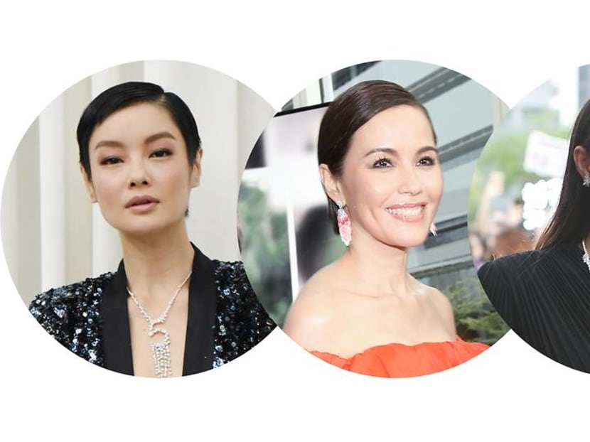 The most dazzling diamonds – and other jewels – seen at the Star Awards 2019