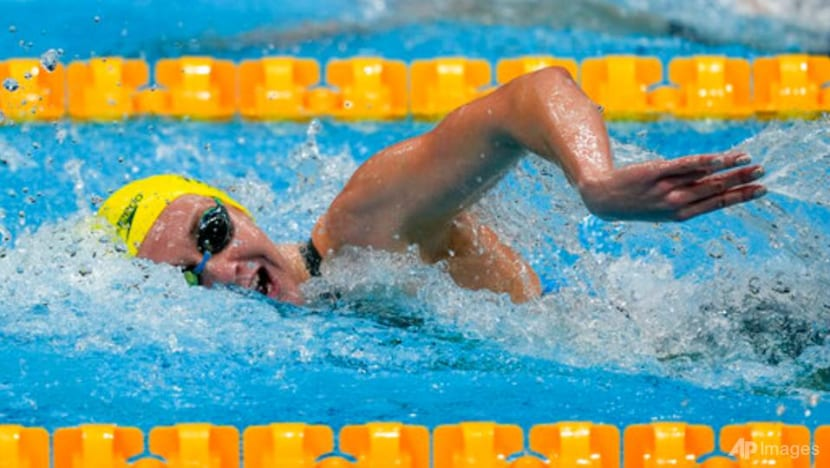 Swimming: Titmus downs Ledecky, Milak gets 200m butterfly gold and Ohashi does medley double