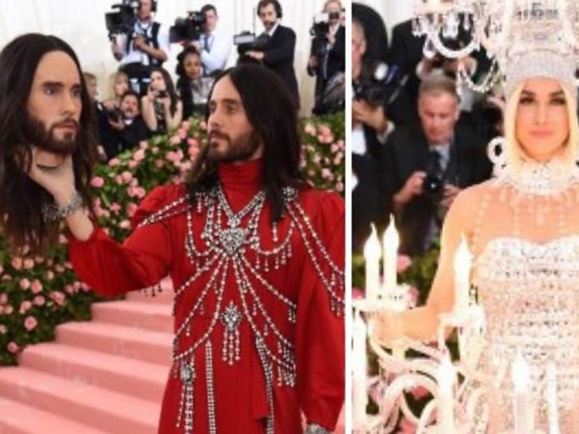 The headless, the androgynous and the Kardashian: Met Gala 2019 fashion