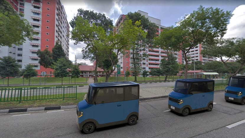 Singapore start-up QIQ aims to roll out shared electric microcars for last-mile trips