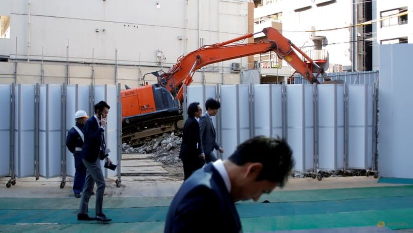 Japan's machinery orders rebound in sign of capex recovery